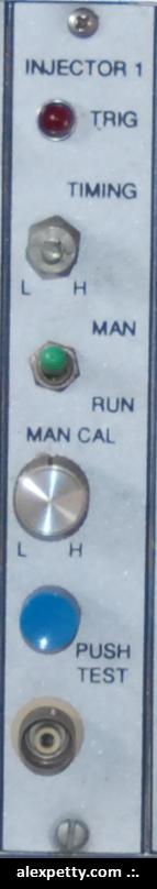 GMS injector 1 module