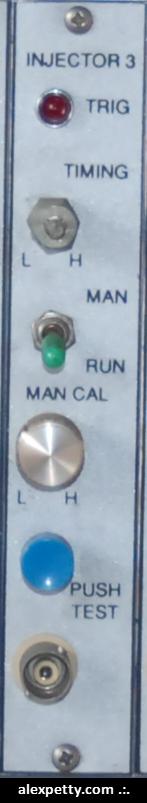 GMS injector 3 module